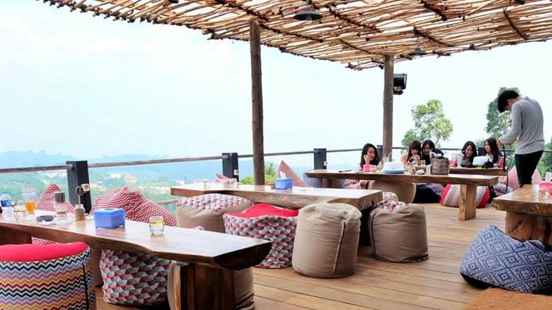 Lereng Anteng Panoramic Coffee Place