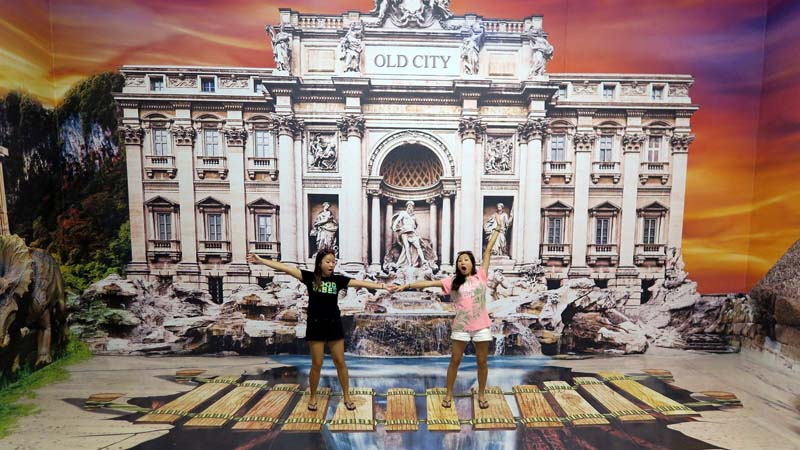 Old City 3D Trick Art Museum Semarang