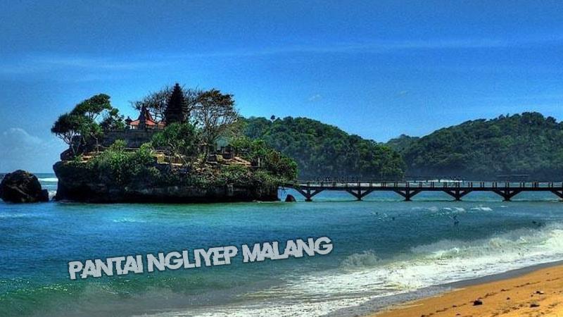 Pantai Ngliyep Malang