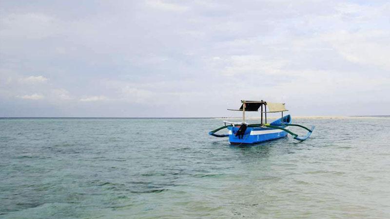 Berwisata ke Pulau Noko Selayar