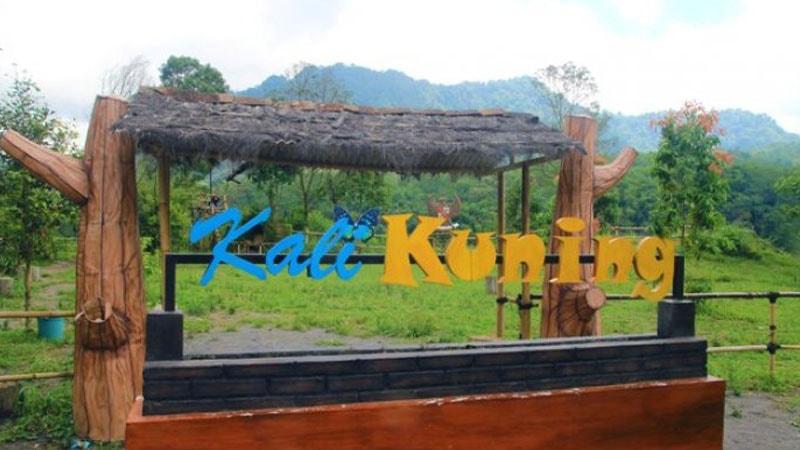 Wisata di Bukit Kali Kuning