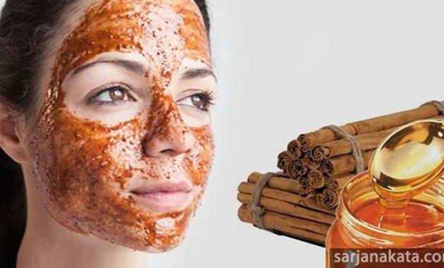 cara menghilangkan komedo dengan kayu manis