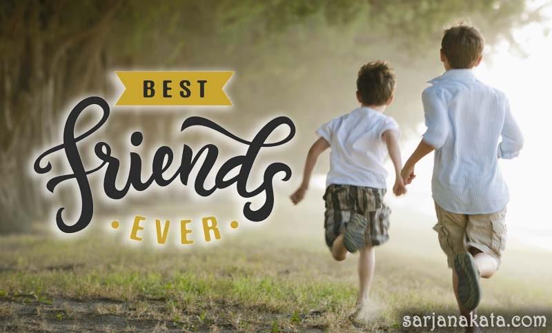 Kata Kata Persahabatan Penuh Makna Yang Menyentuh Hati Dan Bikin