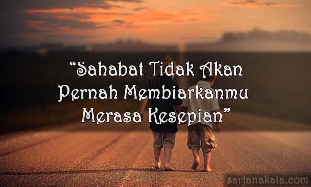 Kata Kata Persahabatan yang Menyentuh Hati