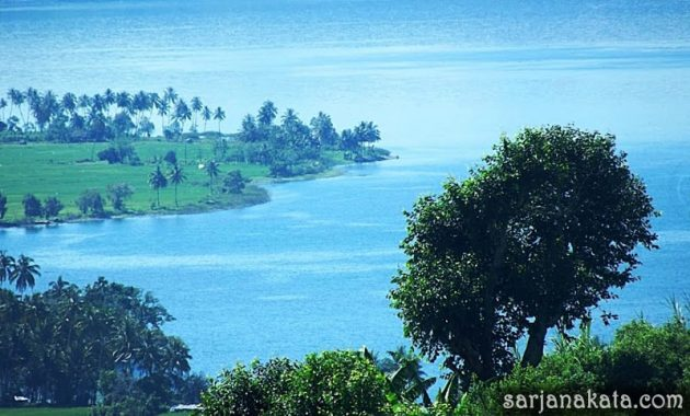 Danau Singkarak - Tanah Datar