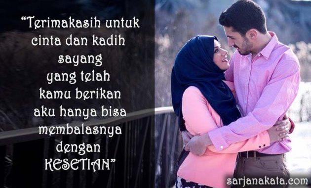 Kata Kata Bahagia Bersama Suami