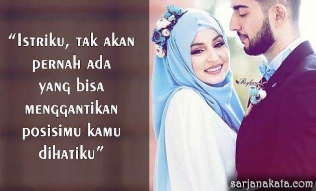 Kata Kata Romantis Untuk Istri