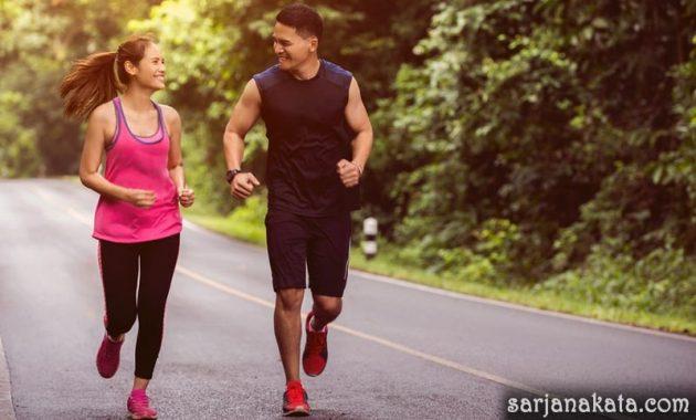Olahraga Minimal 30 Menit Per Hari