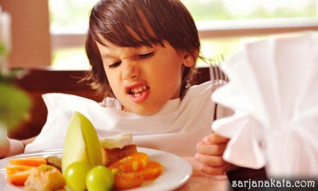 Perhatikan pola makan