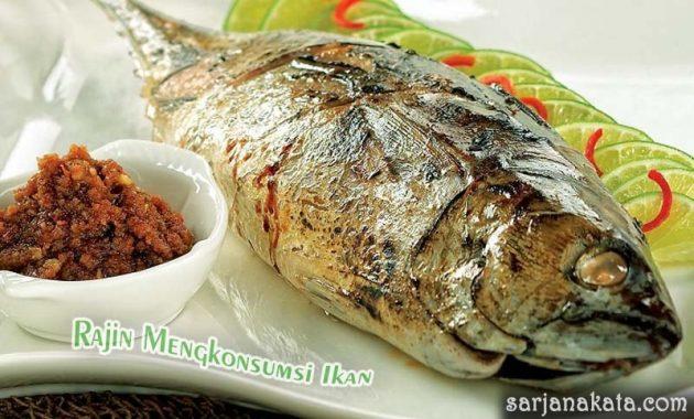 Rajin Mengkonsumsi Ikan