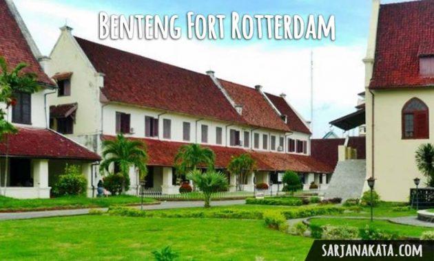 Benteng Fort Rotterdam