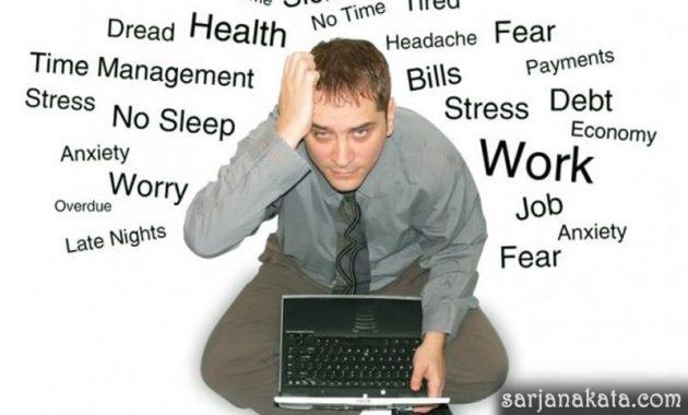 Menghindari Stress