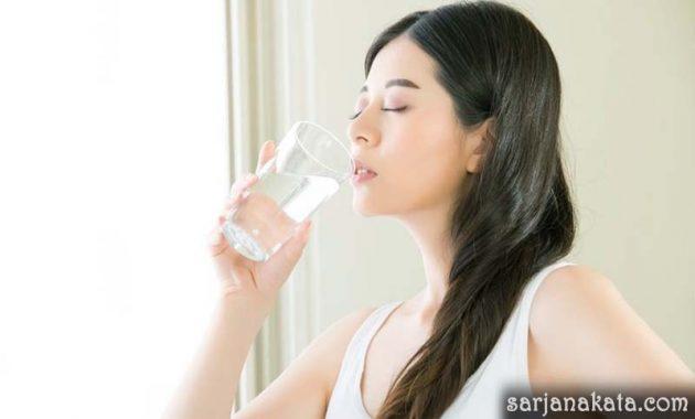 Minum Lebih Banyak Air Putih