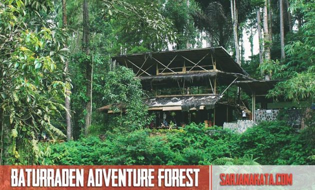 Baturraden Adventure Forest