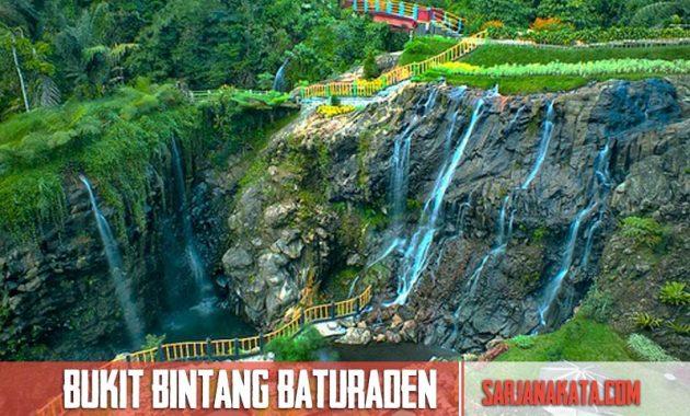 Bukit Bintang Baturaden