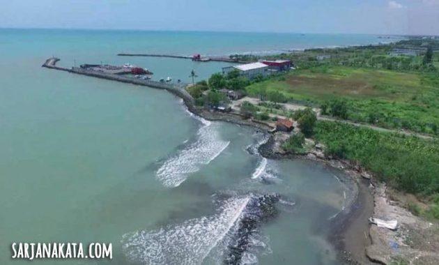 Pantai Balongan Indah Indramayu