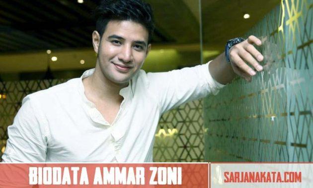 Biodata Ammar Zoni