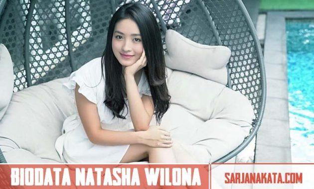 Biodata Natasha Wilona Lengkap