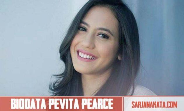 Biodata Pevita Pearce