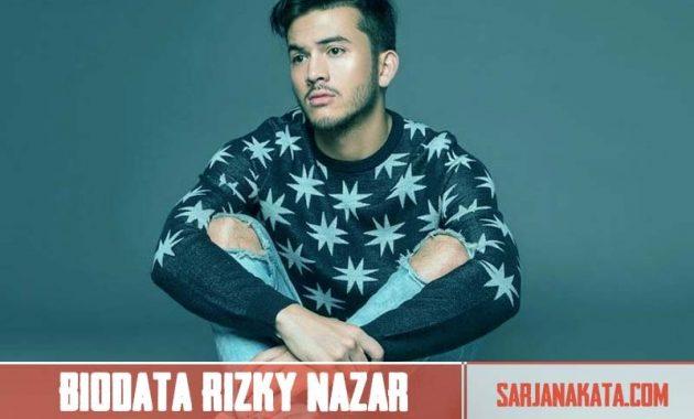 Biodata Rizky Nazar