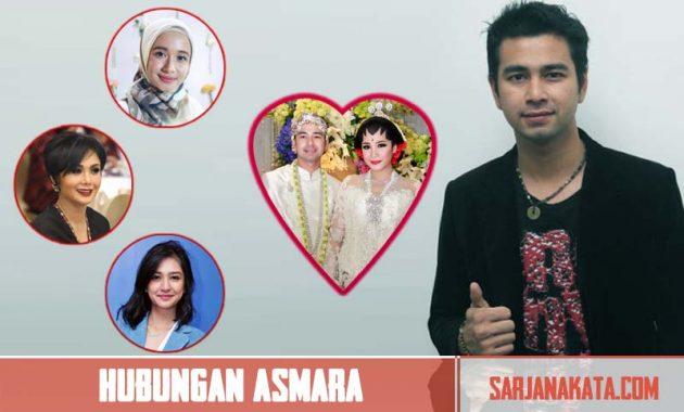 Hubungan Asmara Raffi Ahmad