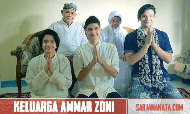 Keluar dan Agamanya Ammar Zoni