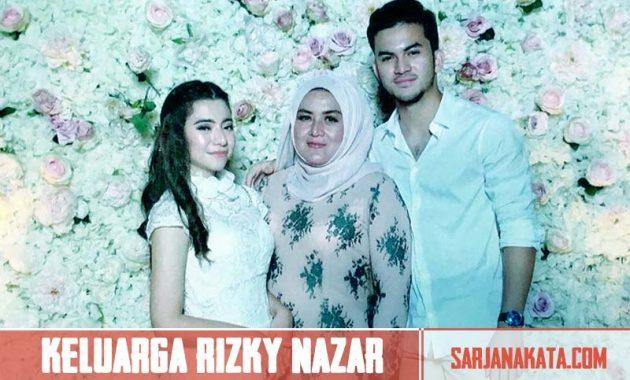 keluarga rizky nazar