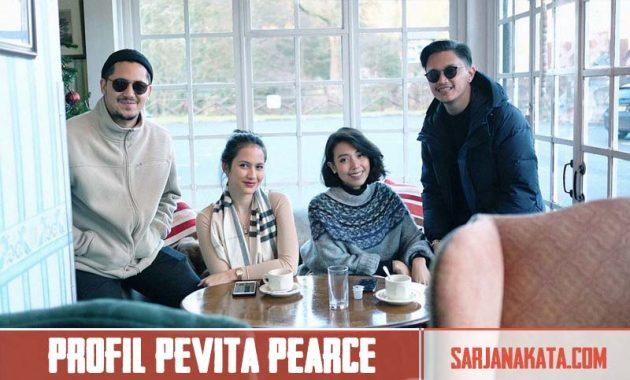 Profil dan Keluarga Pevita Pearce