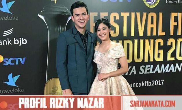 Profil Rizky Nazar