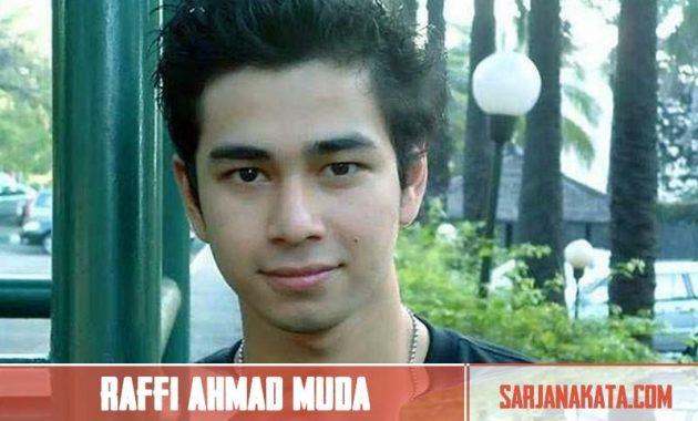 Raffi Ahmad Waktu Muda