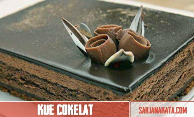 Kue Cokelat