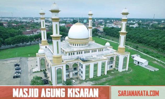 Masjid Agung H Ahmad Bakri