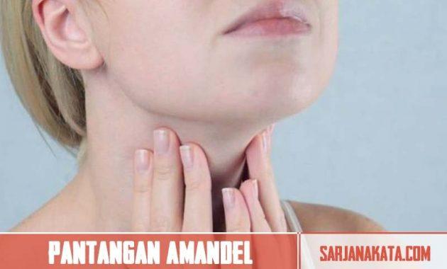Pantangan Amandel