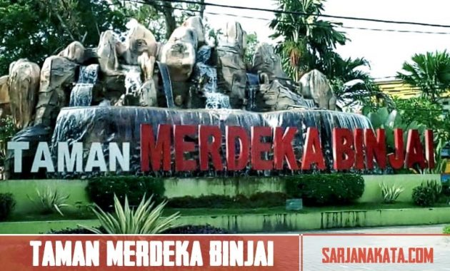 Taman Lapang Merdeka Kota Binjai
