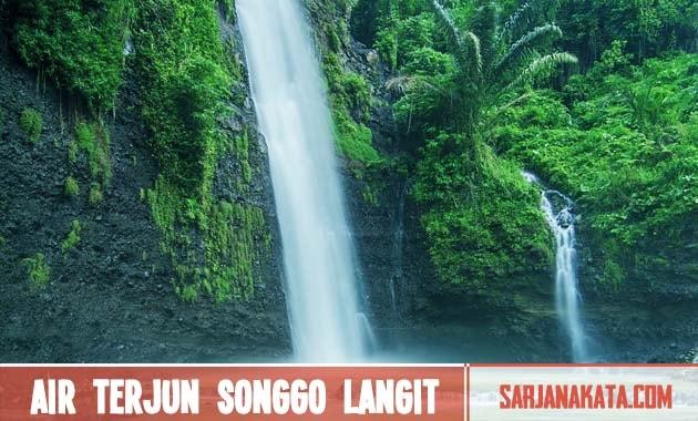 Air Terjun Songgo Langit