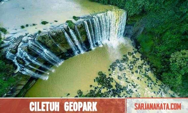 Ciletuh Geopark