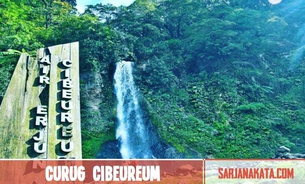 Curug Cibeureum