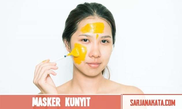 Masker Kunyit