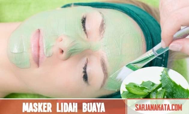 Masker Lidah Buaya