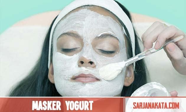 Masker Yogurt