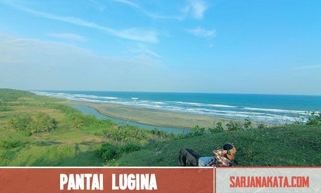 Pantai Lugina