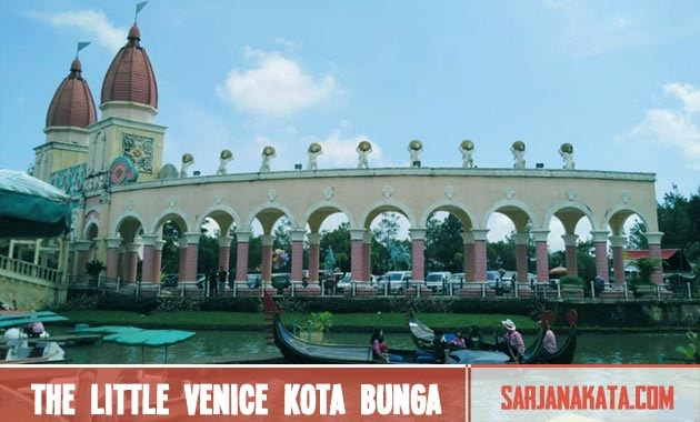 The Little Venice Kota Bunga