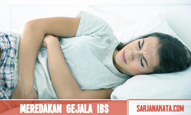 Meredakan gejala IBS (Irritable Bowel Syndrome)