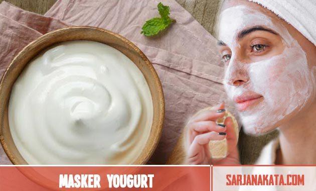 Masker yougurt