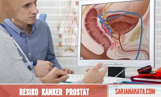 Mengurangi resiko kanker prostat