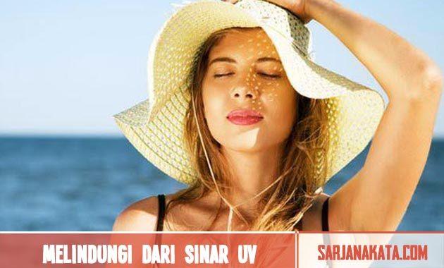 Pelindungan kulit dari sinar UV