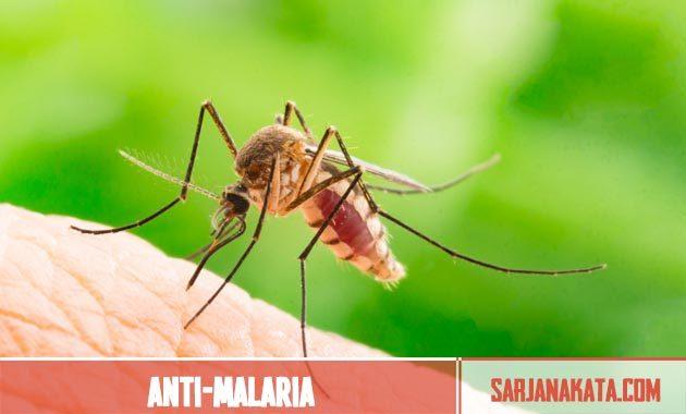 Anti-malaria