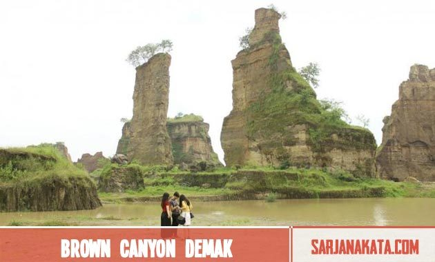 Brown Canyon Demak