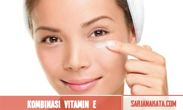 Kombinasi Vitamin E, Minyak Almond dan Minyak Rosehip