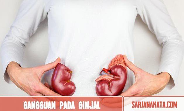 Meminimalkan resiko gangguan pada ginjal